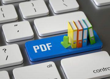 建立PDF资料库